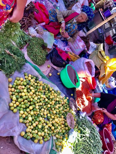 Markets at Inle Lake