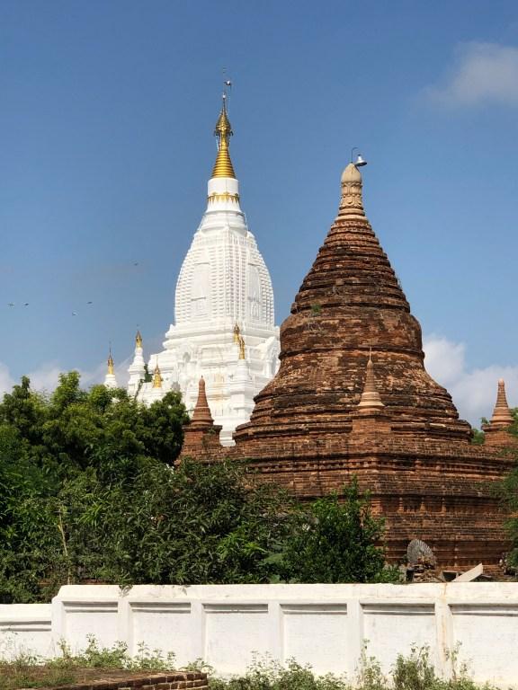 Temples Bagan Myanmar