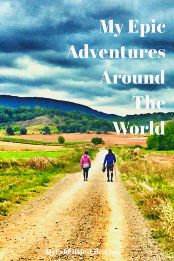 epic adventures around the world