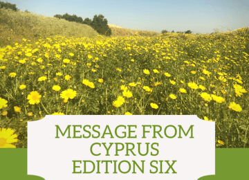 Message from Cyprus