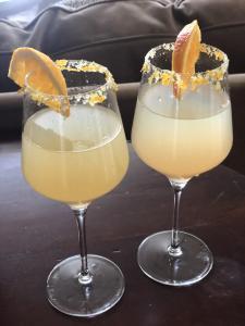 Covid Cocktails The Orange Trump Crush