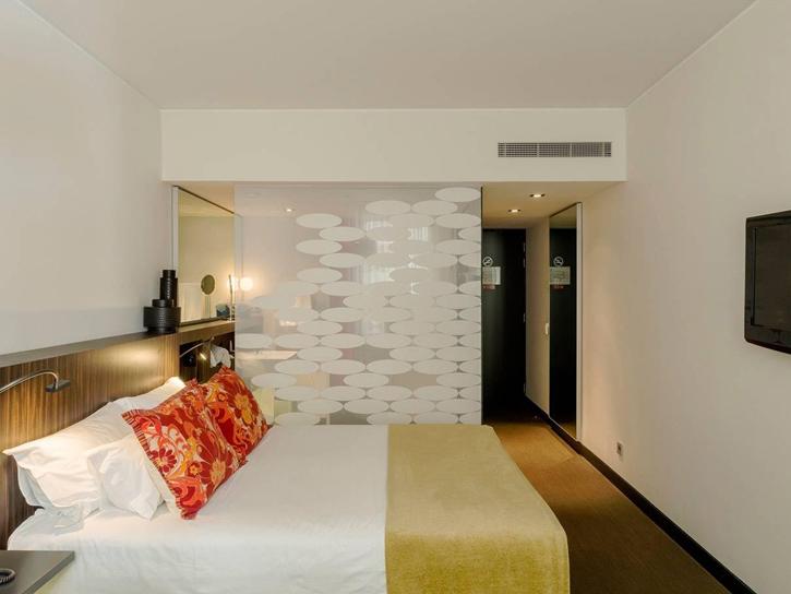 Inspira Santa Marta Hotel - Earth bedroom