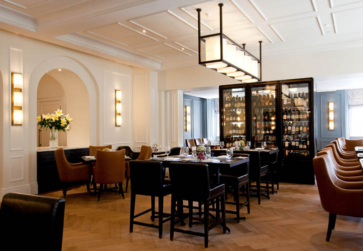 The Dining Room (image courtesy of Gainsborough Bath Spa)