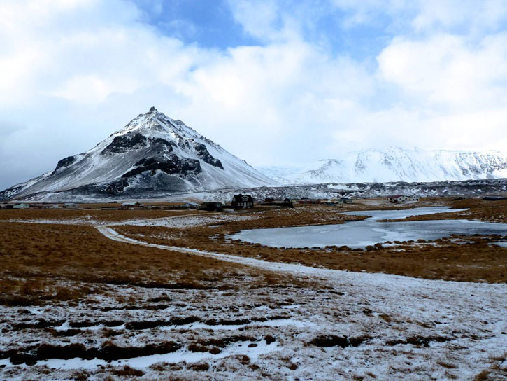 The dramatic scenery of Iceland is laid bare.