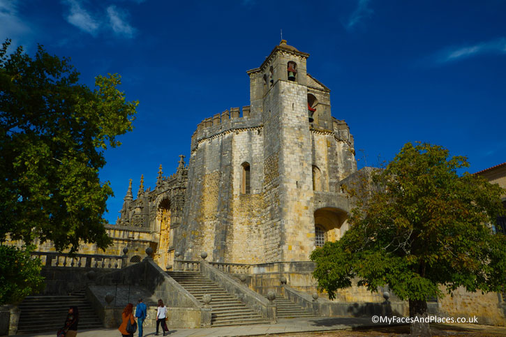 Castle of Knights Templar and the Convent of Christ.