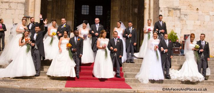 Festival of St Anthomy - Wedding Ceremony