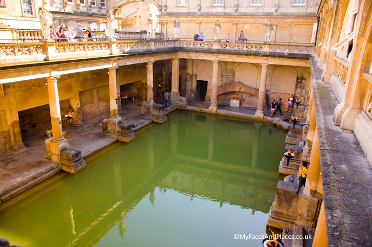 Roman Spa in Bath