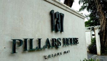 Welcome to 137 Pillars House Chiang Mai in Thailand