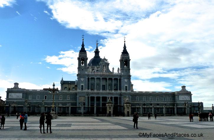 Cathedral Santa Maria la Real de la Almudena