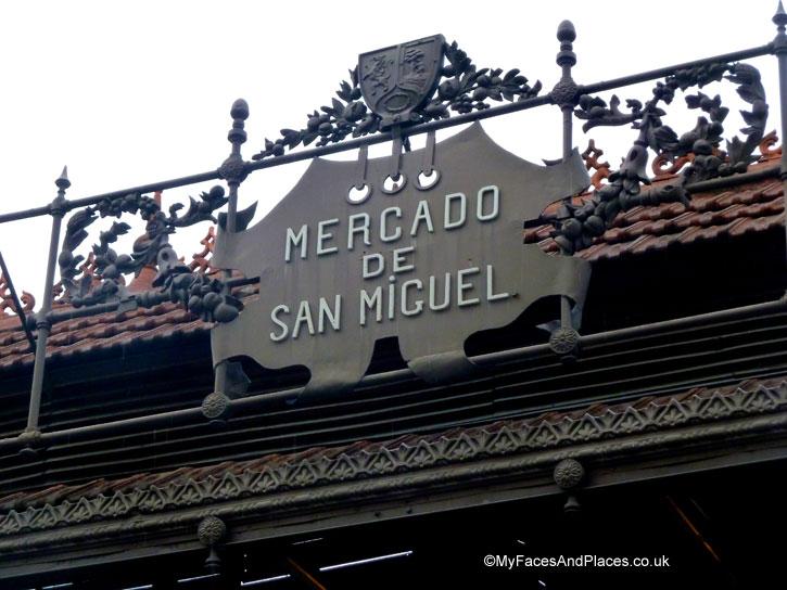 Spanish cornucopia at Mercado de San Miguel