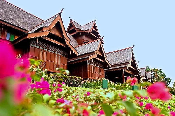 The Malacca Sultanate Palace Museum