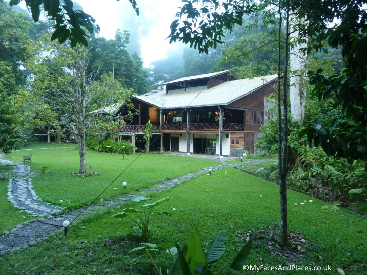 Borneo Rainforest Lodge in Danum Valley - in Sabah