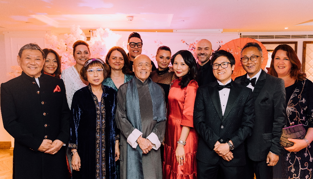 The esteemed panel of judges of Golden Chopsticks Awards