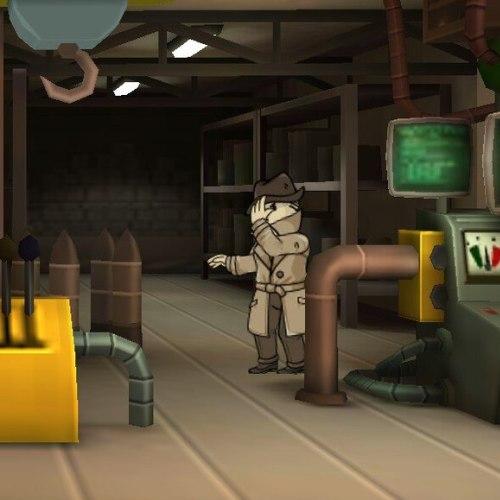 Mysteriöser schnell fremder shelter finden fallout fallout shelter