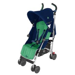 Buggy McLarren grün-blau