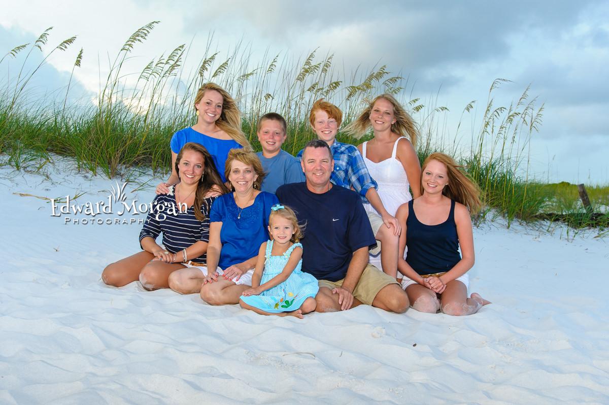 perdido key family beach