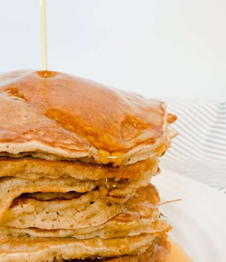 Classic Pancakes Recipe   Classic Buttery Pancakes   The Perfect Pancake   Light and Fluffy Pancakes
