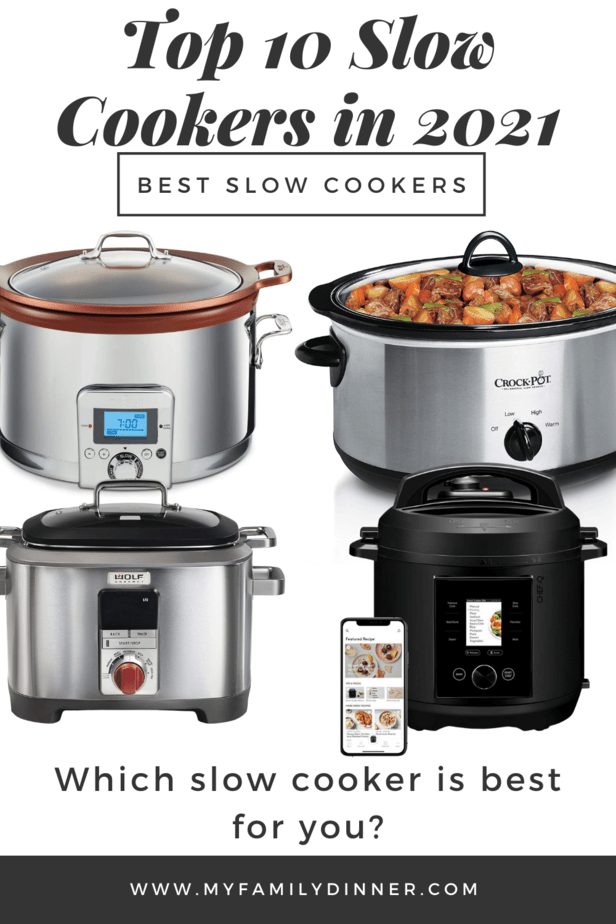 10 Best Slow Cookers in 2021