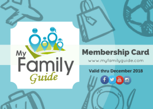 my family guide membership