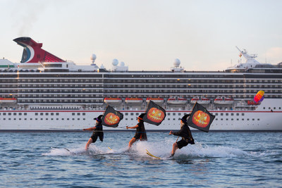 cruises during the holidays