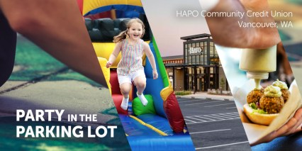 hapo party in the parking lot vancouver washington