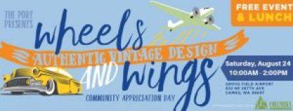 wheels and wings camas washougal