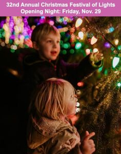 the grotto's christmas festival of lights portland oregon