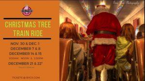christmas tree train chelatchie prairie train yacolt wa