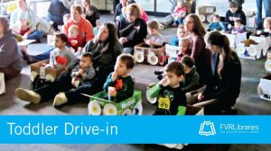 toddler drive in battle ground washington
