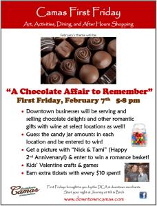 chocolate affair downtown camas