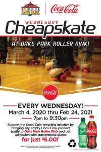 cheap skate oaks park