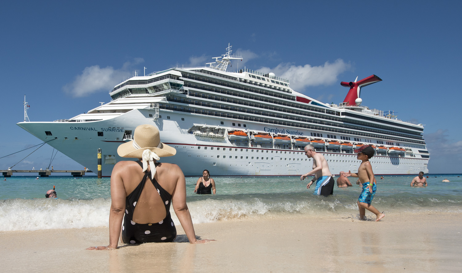 Cruise With Kids Vacations And Family Friendly Ships