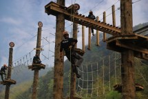 Discovery Channel Launches Moganshan Outdoor Adventure