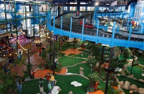 Resorts Park Water Wisconsin Dells Indoor