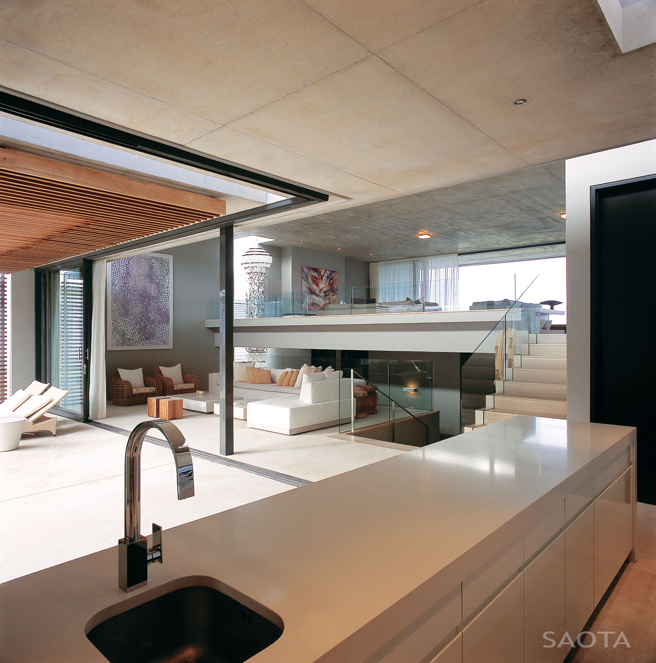 Voelklip House In South Africa By Saota 5