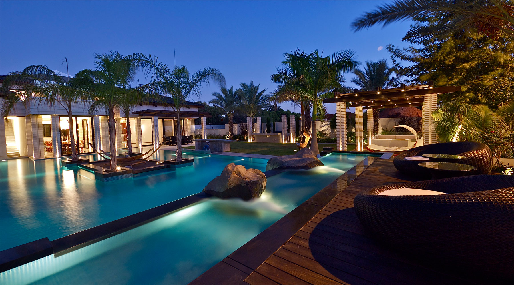Stunning Resort Villa in Tel Aviv Israel 43