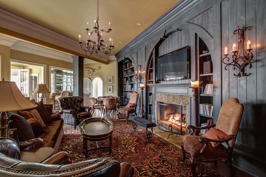 Sumptuous Nashville Estate In Tennessee United States 55