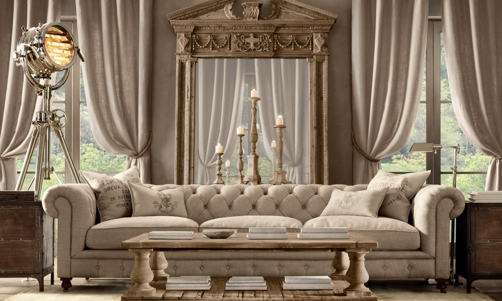 How to Decorate with the Old School Hollywood Style