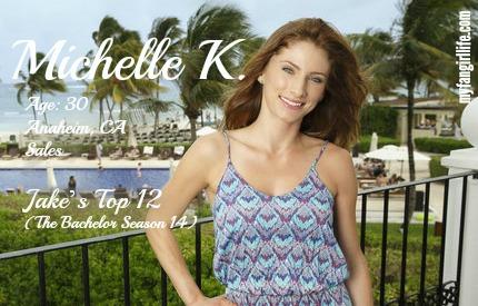 EDIT - Michelle K (Bachelor In Paradise)