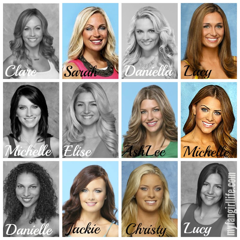 Bachelor in Paradise Women (S01E05+06)
