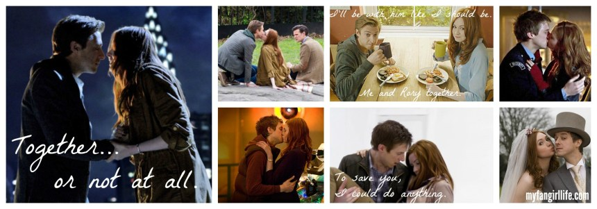 OTP - Amy + Rory (Doctor Who)