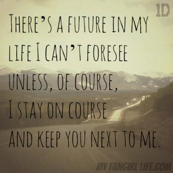 One Direction Four Lyrics - Ready to Run 2