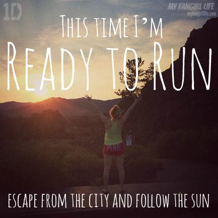 One Direction Four Lyrics - Ready to Run 3