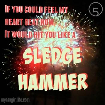 Fifth Harmony Sledgehammer 1