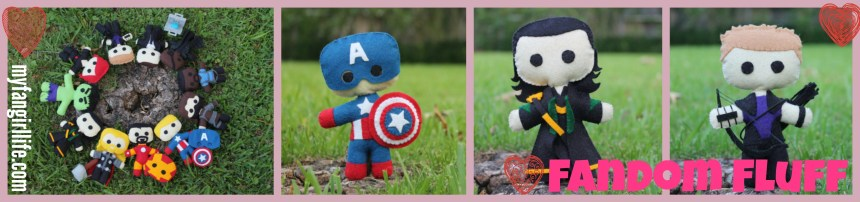 Valentines Geek Gift Guide Stuffed Toys 2