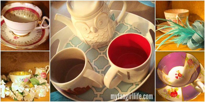 Hufflepuff Tea Party