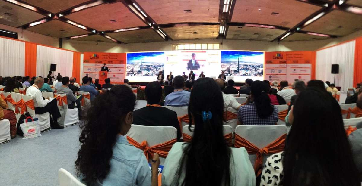 3 days Indulging in Smart City solutions - for a better tomorrow