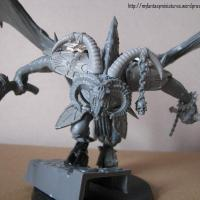 DoC: Greater Daemon of Khorne, Bloodthirster