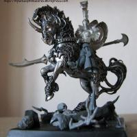WoC: Lord of Slaanesh on steed
