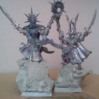 High Elves: Yrtle and Finreir